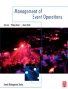 Ebook in inglese Management of Event Operations Norton, Philippa , Tum, Julia , Wright, J. Nevan