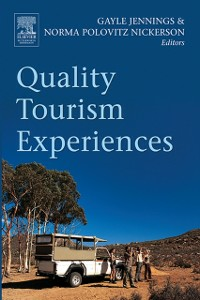 Ebook in inglese Quality Tourism Experiences -, -