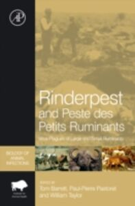 Ebook in inglese Rinderpest and Peste des Petits Ruminants Taylor, William P.