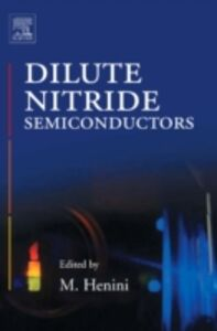 Ebook in inglese Dilute Nitride Semiconductors Henini, Mohamed