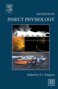 Ebook in inglese Advances in Insect Physiology