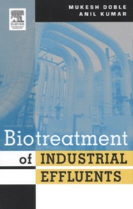 Ebook in inglese Biotreatment of Industrial Effluents Doble, Mukesh , Kumar, Anil