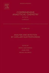 Ebook in inglese Analysis and Detection by Capillary Electrophoresis -, -