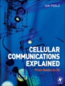 Ebook in inglese Cellular Communications Explained Poole, Ian
