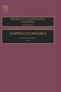 Ebook in inglese Shipping Economics -, -