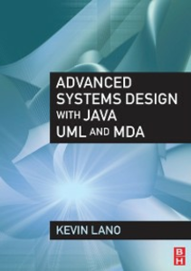 Ebook in inglese Advanced Systems Design with Java, UML and MDA Lano, Kevin