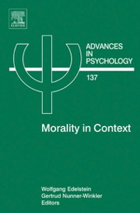 Ebook in inglese Morality in Context -, -