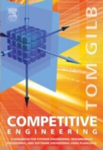 Ebook in inglese Competitive Engineering Gilb, Tom