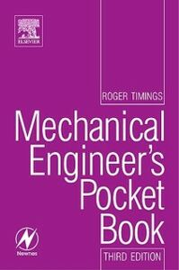 Foto Cover di Mechanical Engineer's Pocket Book, Ebook inglese di Roger Timings, edito da Elsevier Science