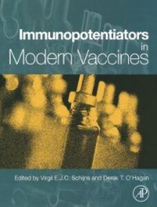 Ebook in inglese Immunopotentiators in Modern Vaccines Schijns, Virgil E