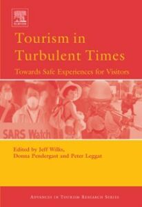 Ebook in inglese Tourism in Turbulent Times -, -