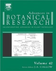 Foto Cover di Advances in Botanical Research, Ebook inglese di  edito da Elsevier Science