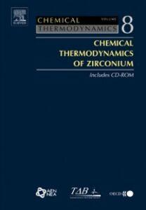 Ebook in inglese Chemical Thermodynamics of Zirconium -, -