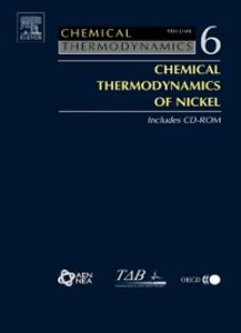 Foto Cover di Chemical Thermodynamics of Nickel, Ebook inglese di  edito da Elsevier Science