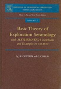 Foto Cover di Basic Theory in Reflection Seismology, Ebook inglese di C. Coruh,J.K. Costain, edito da Elsevier Science