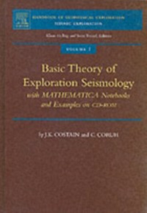 Ebook in inglese Basic Theory in Reflection Seismology Coruh, C. , Costain, J.K.