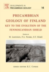 Foto Cover di Precambrian Geology of Finland, Ebook inglese di AA.VV edito da Elsevier Science