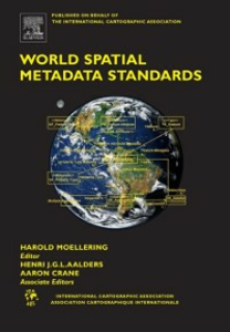 Ebook in inglese World Spatial Metadata Standards -, -