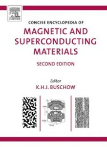 Ebook in inglese Concise Encyclopedia of Magnetic and Superconducting Materials