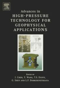 Foto Cover di Advances in High-Pressure Techniques for Geophysical Applications, Ebook inglese di  edito da Elsevier Science