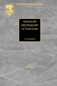 Ebook in inglese Waveguide Spectroscopy of Thin Films Khomchenko, Alexander Vasil'evich