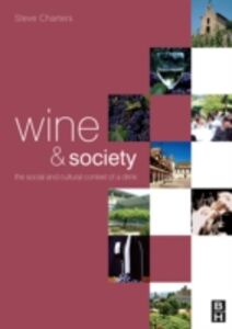 Ebook in inglese Wine and Society Charters, Steve