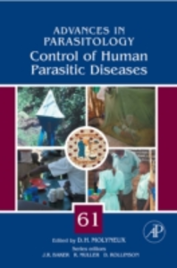Ebook in inglese Control of Human Parasitic Diseases -, -