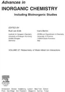 Ebook in inglese Advances in Inorganic Chemistry