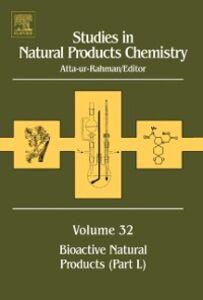 Ebook in inglese Studies in Natural Products Chemistry Rahman, Atta-ur-
