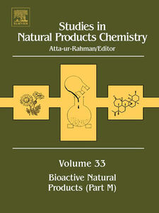 Foto Cover di Bioactive Natural Products (Part M), Ebook inglese di Atta-ur-Rahman, edito da Elsevier Science