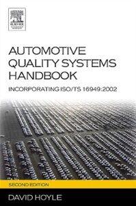 Ebook in inglese Automotive Quality Systems Handbook Hoyle, David