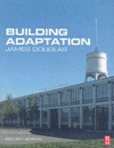Ebook in inglese Building Adaptation Douglas, James
