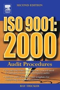Ebook in inglese ISO 9001:2000 Audit Procedures Tricker, Ray