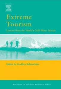 Ebook in inglese Extreme Tourism: Lessons from the World's Cold Water Islands -, -