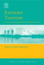 Extreme Tourism: Lessons from the World's Cold Water Islands