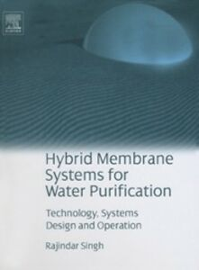 Ebook in inglese Hybrid Membrane Systems for Water Purification Singh, Rajindar