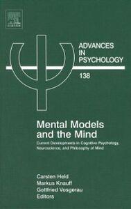 Ebook in inglese Mental Models & the Mind -, -