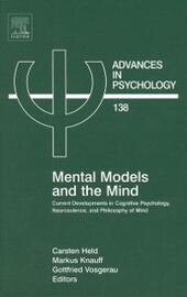 Mental Models & the Mind