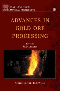 Ebook in inglese Advances in Gold Ore Processing