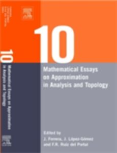 Ebook in inglese Ten Mathematical Essays on Approximation in Analysis and Topology