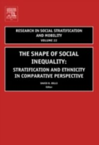 Ebook in inglese Shape of Social Inequality