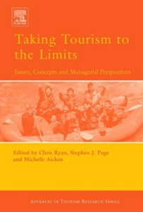 Ebook in inglese Taking Tourism to the Limits -, -