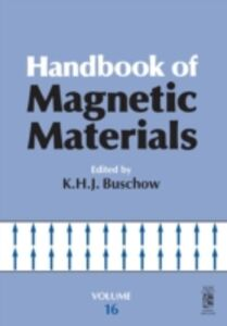 Ebook in inglese Handbook of Magnetic Materials
