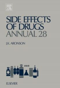Ebook in inglese Side Effects of Drugs Annual -, -