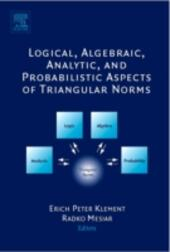 Logical, Algebraic, Analytic and Probabilistic Aspects of Triangular Norms