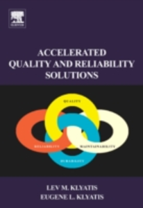 Ebook in inglese Accelerated Quality and Reliability Solutions Klyatis, Eugene , Klyatis, Lev M.