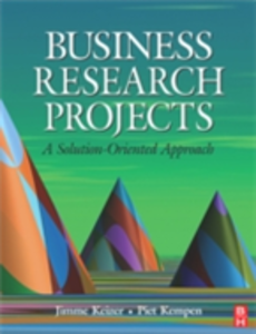 Ebook in inglese Business Research Projects Keizer, Jimme , Kempen, Piet M