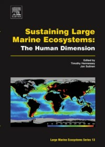 Ebook in inglese Sustaining Large Marine Ecosystems: The Human Dimension -, -