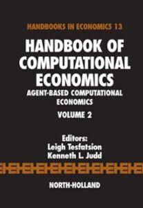 Ebook in inglese Handbook of Computational Economics -, -