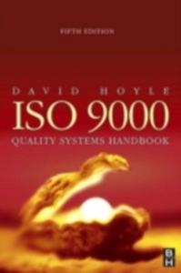 Ebook in inglese ISO 9000 Quality Systems Handbook Hoyle, David